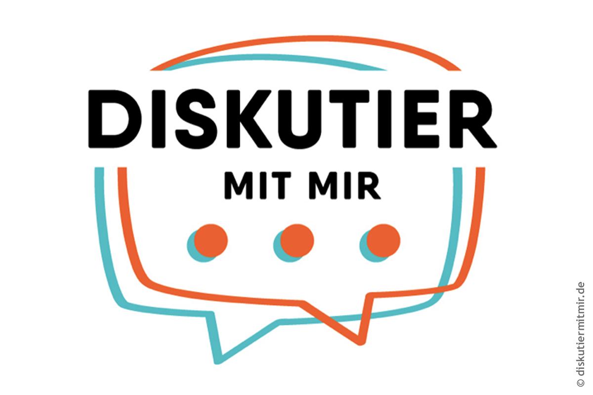 Logo Diskutier Mit Mir e.V.