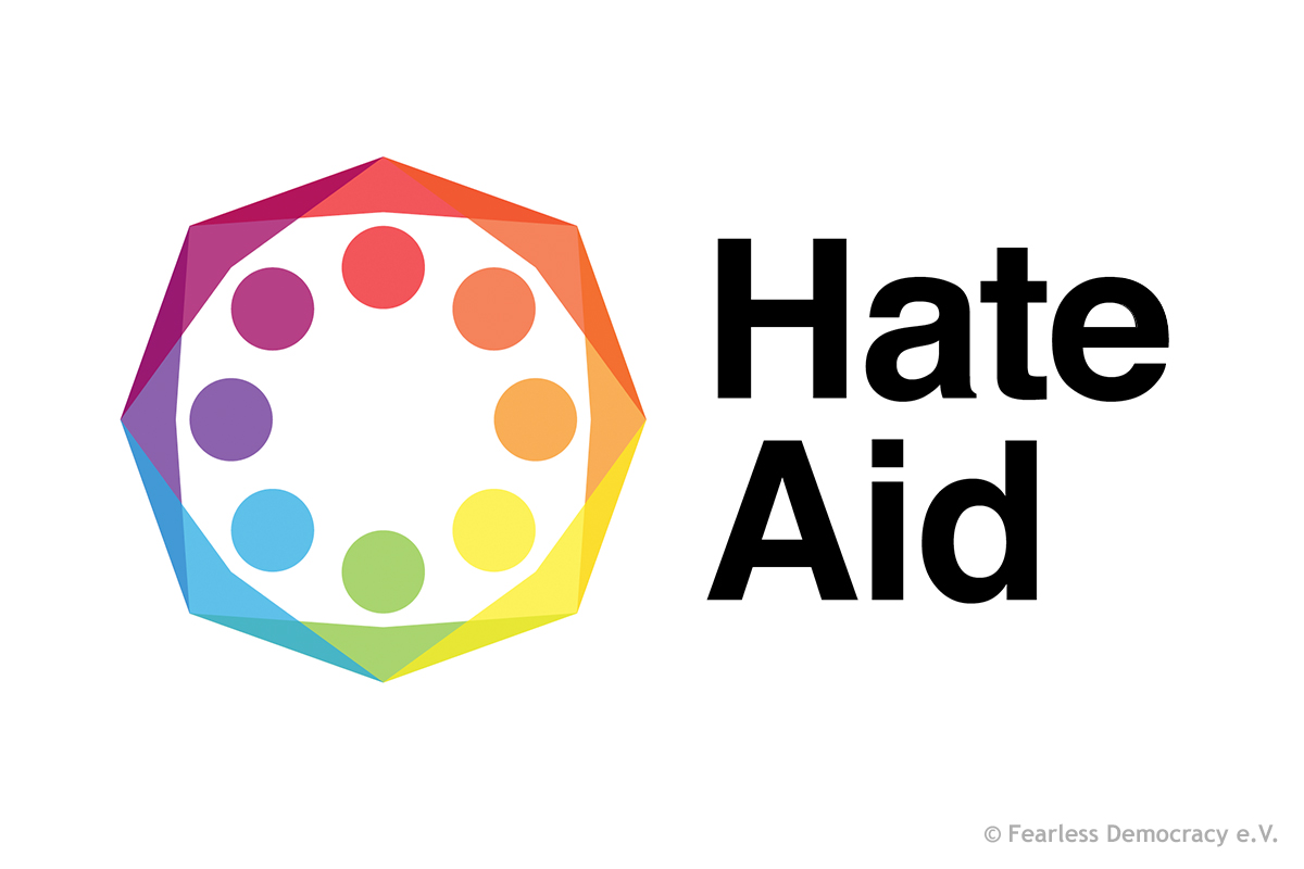 Hate Aid Selbstschutz Guide © Fearless Democracy