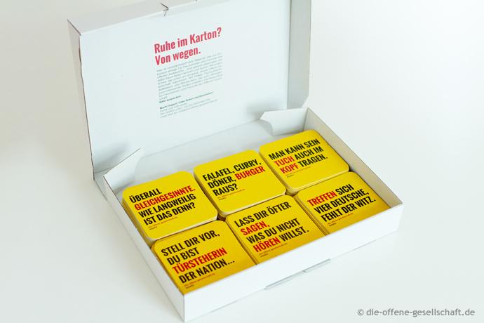 Kneipenbox mit Bierdeckeln © die-offene-gesellschaft.de