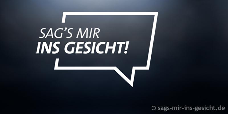 Logo sags-mir-ins-gesicht.de © Tagesschau ARD